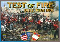 Martin Wallace ‹Test of Fire: Bull Run 1861›