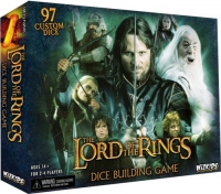 Mike Elliott, Eric M. Lang, Brett Myers, Jeph Stahl ‹The Lord of the Rings Dice Building Game›