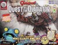 Mike Elliott, Eric M. Lang ‹Quest of the Qladiator›