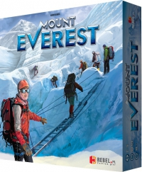 Adam Kałuża ‹Mount Everest›