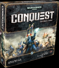 Brad Andres, Nate French, Eric M. Lang ‹Warhammer 40,000: Conquest›