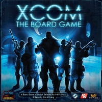 Eric M. Lang ‹XCOM: The Board Game›