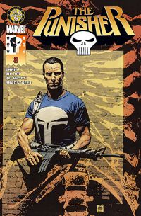 Garth Ennis, Steve Dillon ‹Punisher #8›