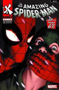 Joe Michael Straczynski, John Romita Jr. ‹The Amazing Spider-Man #5›