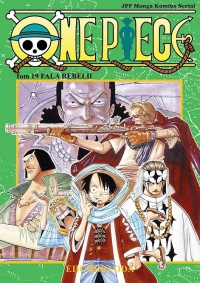 Eiichiro Oda ‹One Piece #19: Fala rebelii›