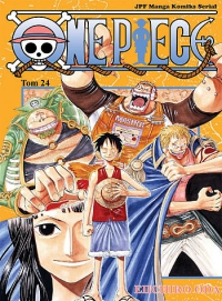 Eiichiro Oda ‹One Piece #24›
