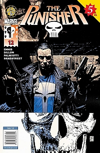 Garth Ennis, Steve Dillon ‹Punisher #12›