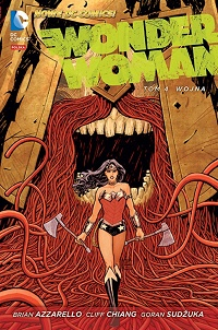 Brian Azzarello, Cliff Chiang ‹Wonder Woman #4: Wojna›