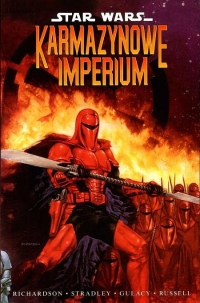 Mike Richardson, Randy Stradley, P. Craig Russell ‹Karmazynowe Imperium›