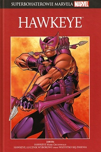 Mark Gruenwald ‹Superbohaterowie Marvela #6: Hawkeye›