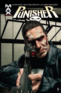 Garth Ennis, Leandro Fernandez, Doug Braithwaite ‹Punisher MAX: #2›