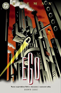 Darwyn Cooke ‹Batman: Ego›