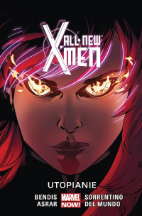Brian Michael Bendis, Mahmud Asrar, Mike Del Mundo ‹All-New X-Men #7: Utopianie›