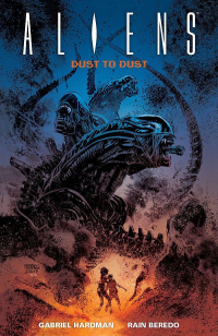 Gabriel Hardman ‹Aliens: Dust To Dust›