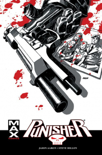 Jason Aaron, Steve Dillon, Roland Boschi ‹Punisher MAX #9›