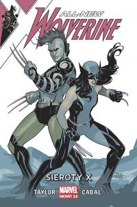 Tom Taylor, Juann Cabal ‹All-New Wolverine #5: Sieroty X›