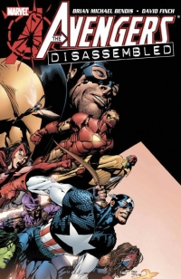 Brian Michael Bendis, David Finch ‹Avengers - Avengers Disassembled›