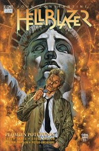 Garth Ennis, Steve Dillon, Peter Snejbjerg, William Simpson ‹Hellblazer #4: Płomień potępienia›