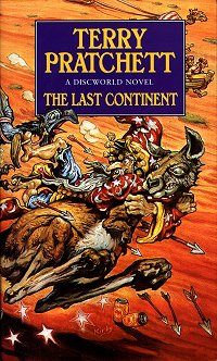 Terry Pratchett ‹The Last Continent›