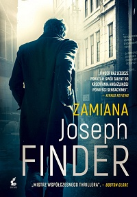 Joseph Finder ‹Zamiana›