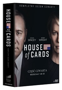 Tucker Gates, Robin Wright, Tom Shankland, Alex Graves, Kari Skogland, Jakob Verbruggen ‹House of Cards. Sezon 4›