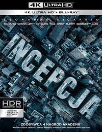 Christopher Nolan ‹Incepcja (4K)›