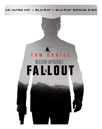 Christopher McQuarrie ‹Mission: Impossible - Fallout (steelbook)›