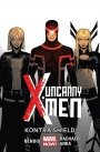 Uncanny X-Men #4: Kontra SHIELD