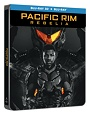 Pacific Rim: Rebelia (steelbook)